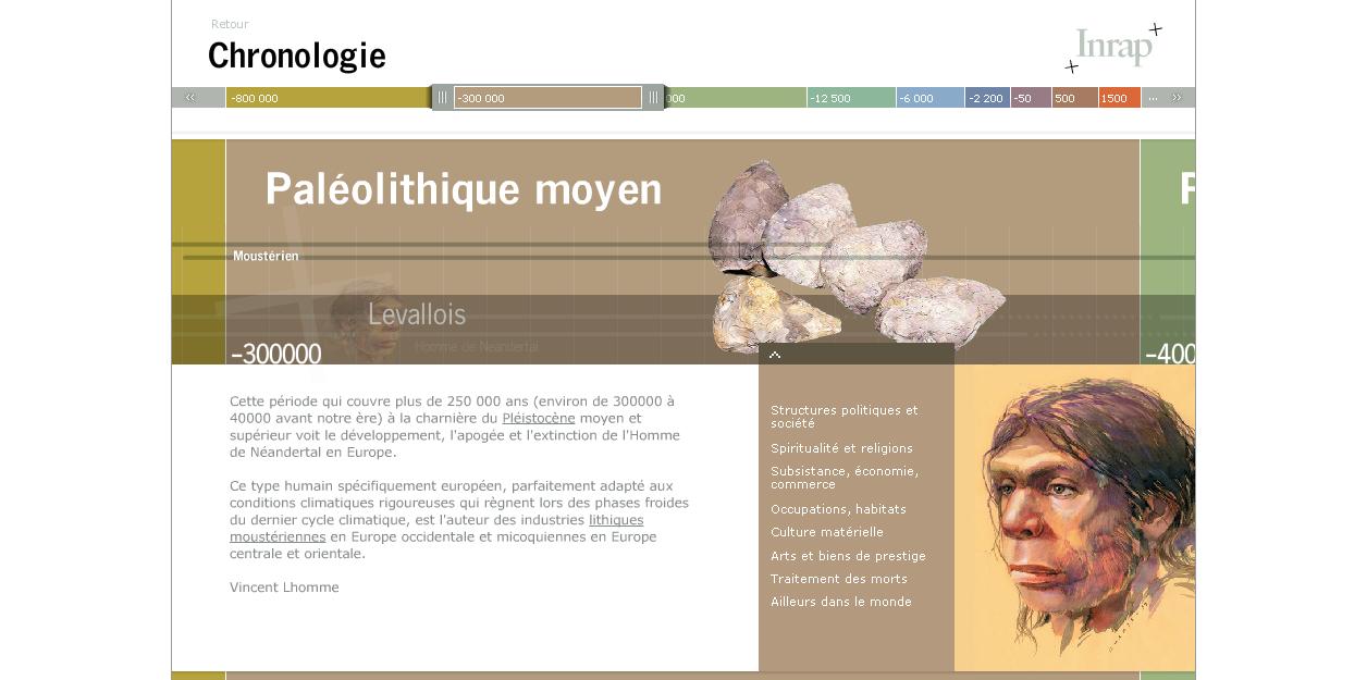 une frise chronologique interactive  u2013 blog histoire g u00e9o