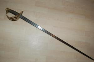 00001_SABRE-DE-DRAGONS-MOD-1854-MODIFIE-1882-MANUFACTURE-DE-CHATELLERAULT-1873-CAVALERIE-GUERRE-1914-18