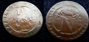 monnaie napoléon Ier