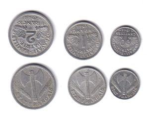 monnaie Pétain