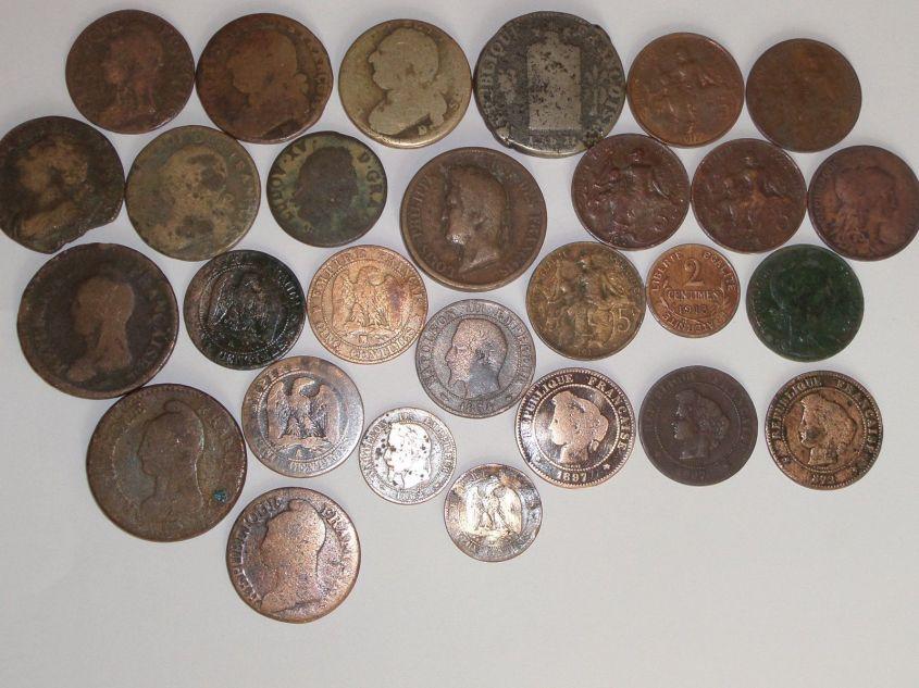 monnaies