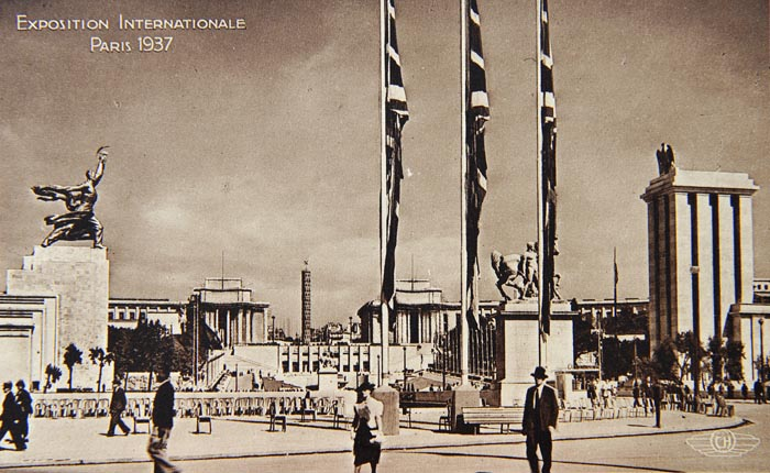 Exposition internationale de 1937 à paris