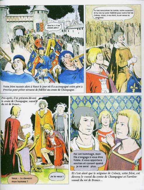 Histoire de France - 07 - La chevalerie, Philippe le Bel - 20 copie