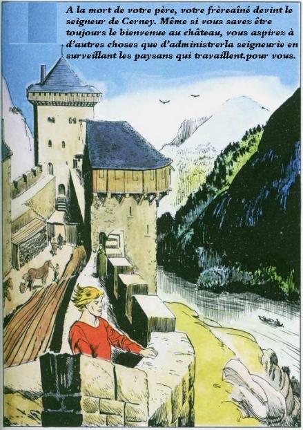 Histoire de France - 07 - La chevalerie, Philippe le Bel - 24 copie