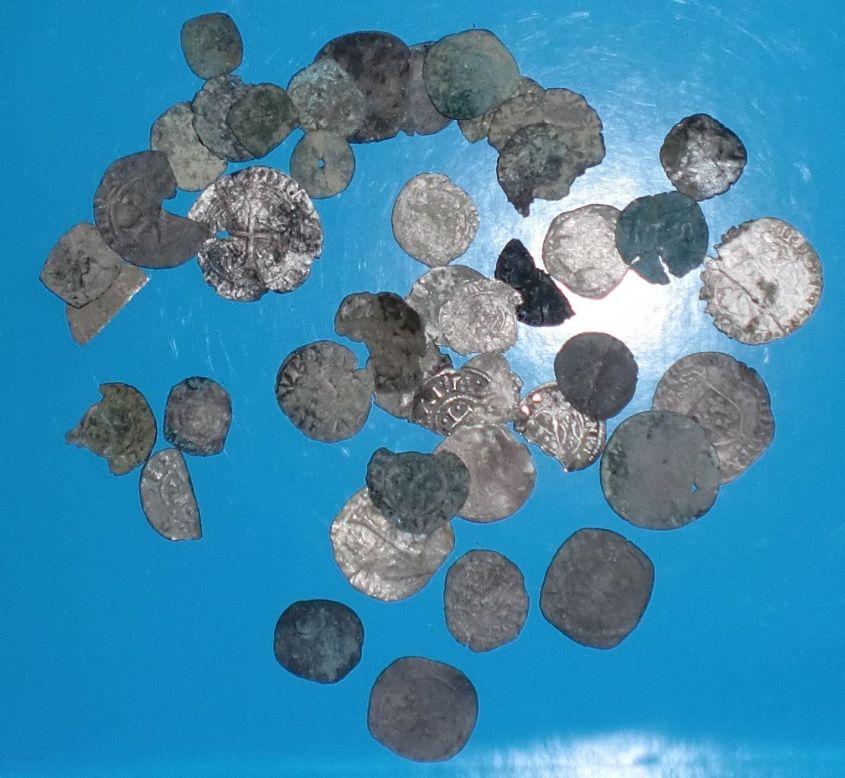 monnaies féodales