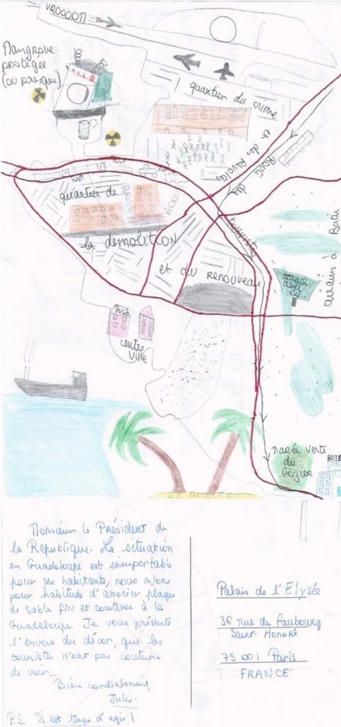 Carte-imaginaire-de-la-Guadeloupe-de-Jules-640x1363