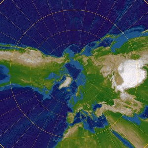 Gnomonic_Projection_Polar