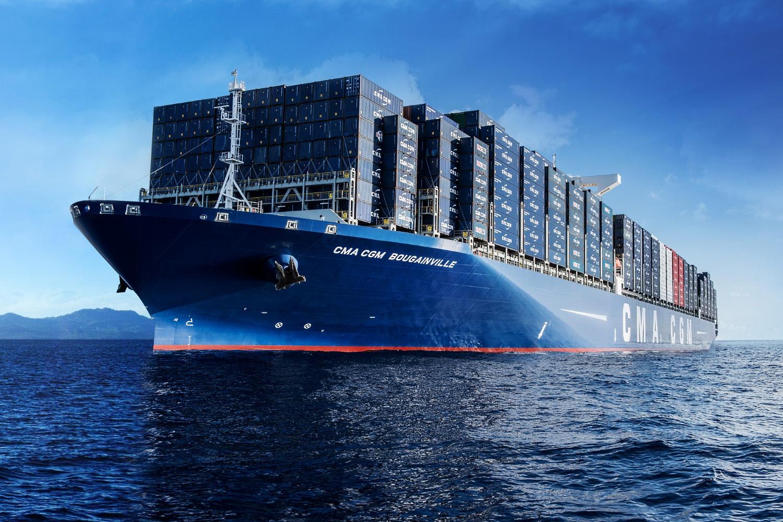 La cma cgm s offre le plus gros porte conteneur du monde blog histoire g o - Porte conteneur le plus grand ...