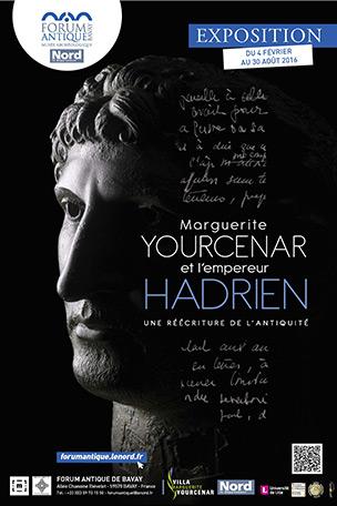 Affiche_Yourcenar_Hadrien