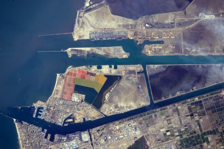 Canal de Suez (entrée)