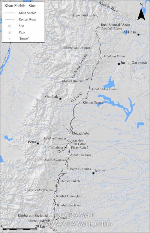 Jordanie_ un mur de 150 km de long déconcerte les archéologues-3