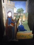 Hildegarde de Bingen racontant son histoire