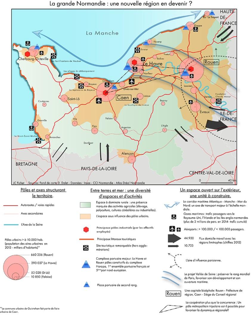 Normandie copie aires urbaines