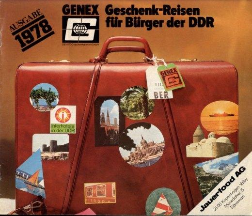 Genex Urlaub 1978 Cover