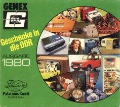 Genex 1980 Cover