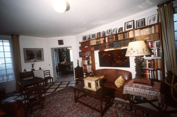 la bibliothèque de de Gaulle