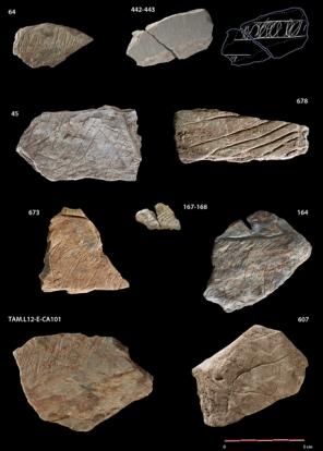 Une exceptionnelle découverte d'art rupestre vieux de 14000 ans en Bretagne-1