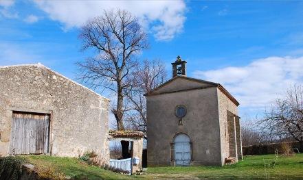 La chapelle de Ceintres