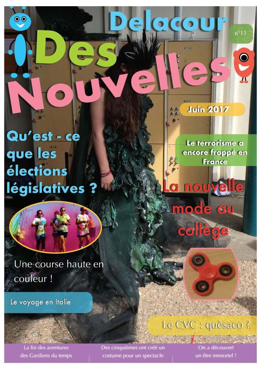 couverture delacour n°13
