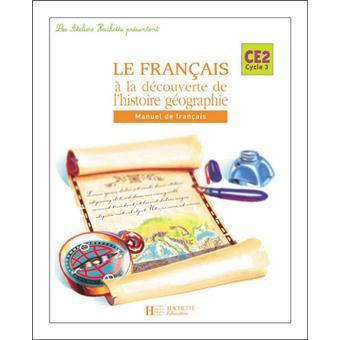 Le-Francais-a-la-decouverte-de-l-histoire-geographie-CE2