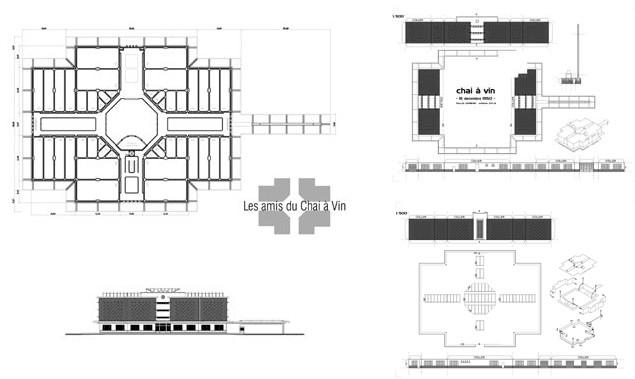 le chai vin du port de rouen blog histoire g o. Black Bedroom Furniture Sets. Home Design Ideas