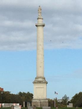 La colonne Louis XVI