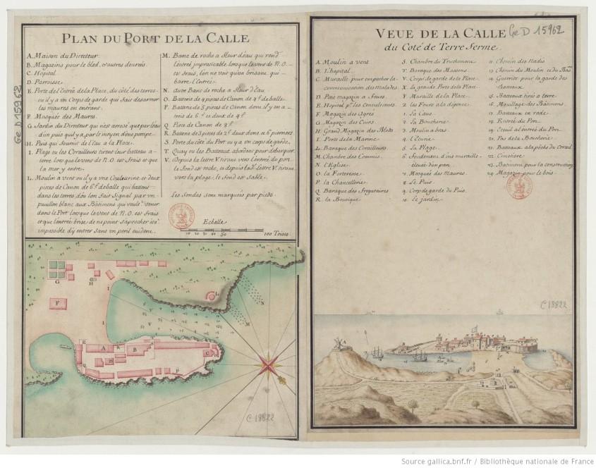 Plan_du_Port_de_la_[...]_btv1b8493759h