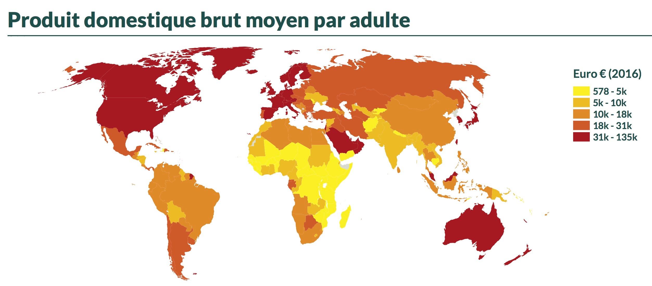 Richesse Et Pauvrete Dans Le Monde Page 2 Blog Histoire Geo