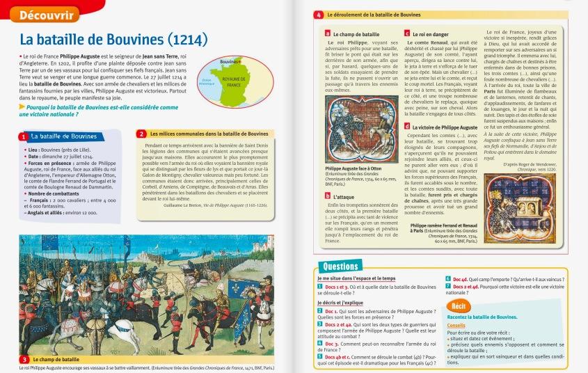 Documents Bouvines