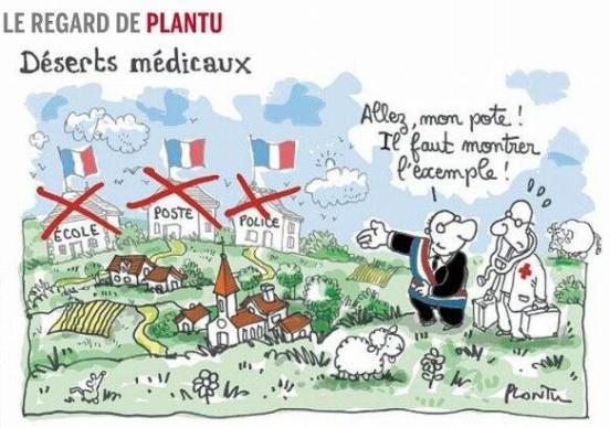 Les espaces de faible densité en France (Cours 2017 - 2018)