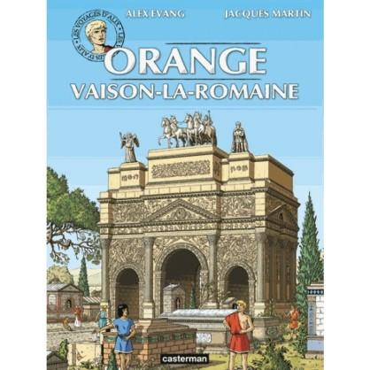 les-voyages-d-alix-orange-et-vaison-la-romaine-tea-9782203102408_0