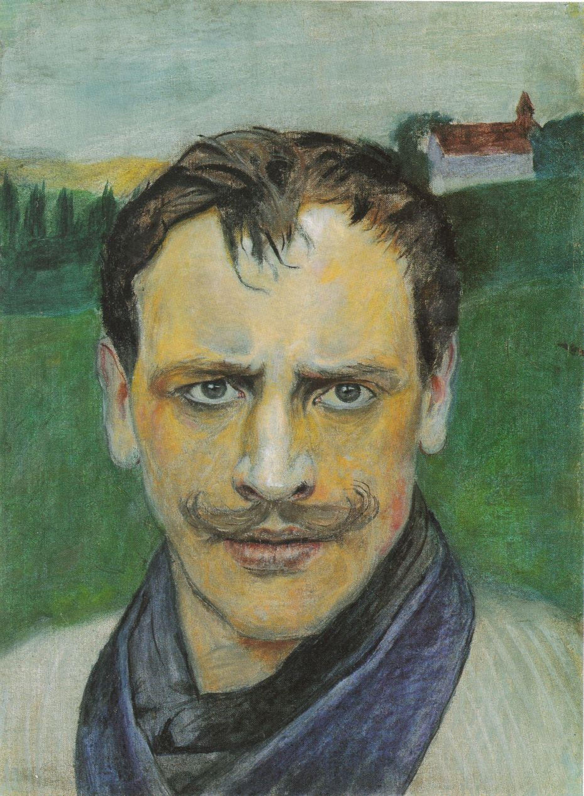 Sohlberg-selvportrett