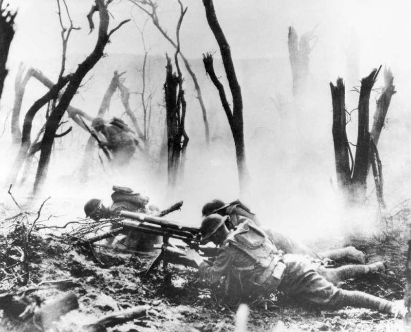 WWI America's Deadlist Battle