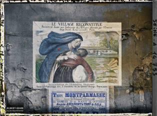Groupe d'affiches de l'emprunt national, Paris, France. 18 octobre 1918 3