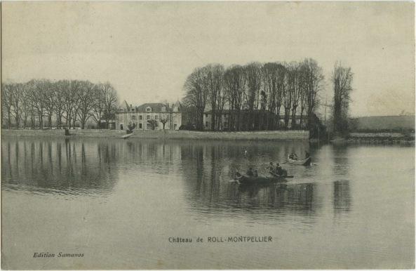 Le château de Montpellier